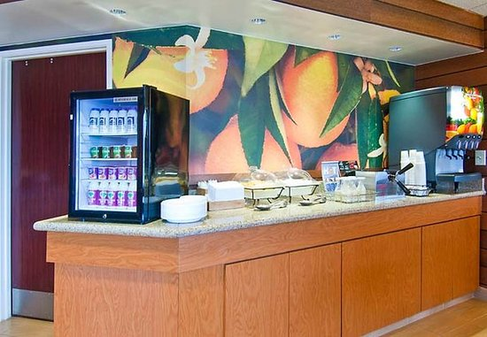 Pearl, Миссисипи: Breakfast Buffet