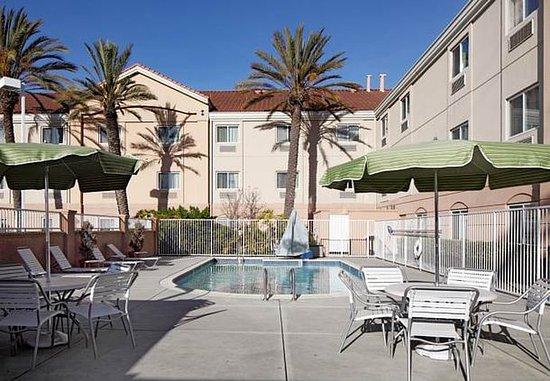 San Carlos, Califórnia: Outdoor Pool