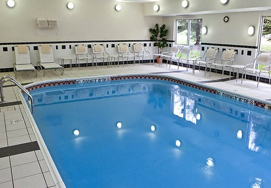 Maumee, Οχάιο: Indoor Pool