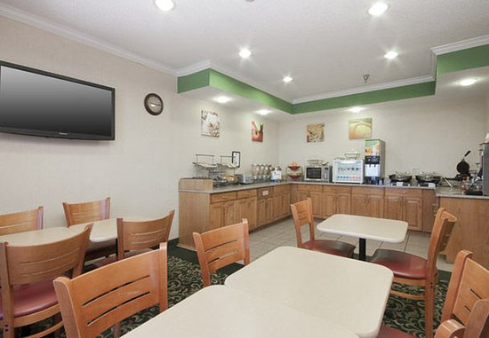 Sioux City, IA: Breakfast Area