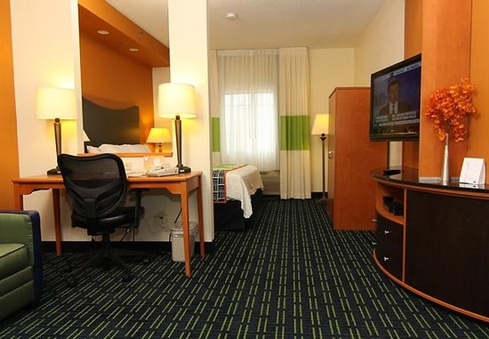 Saint Cloud, MN: Executive King Guest Room