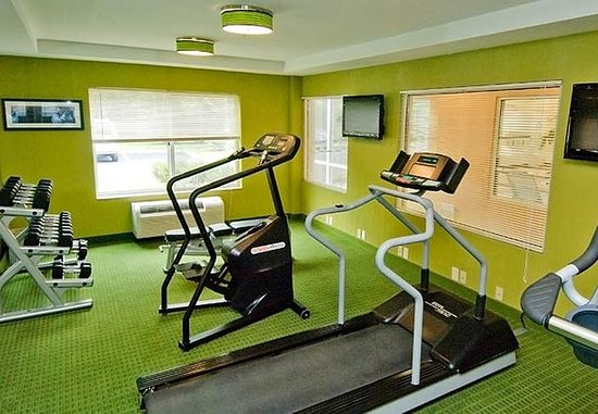 Windsor Locks, CT: Fitness Center