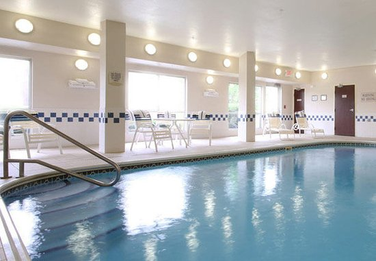Scranton, Pennsylvanie : Indoor Pool