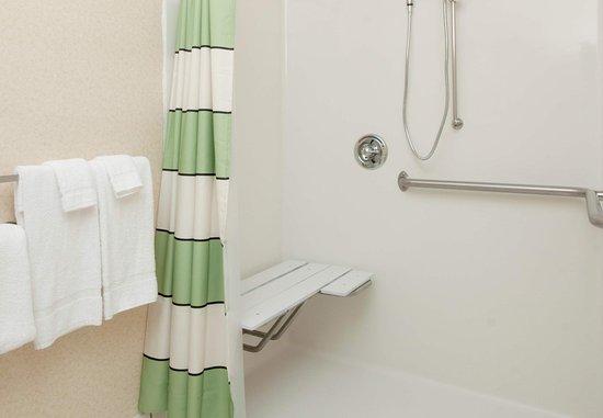 Deptford, NJ: Accessible Guest Shower
