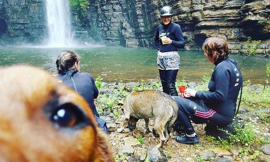 Sabie, Sudáfrica: Mac mac falls