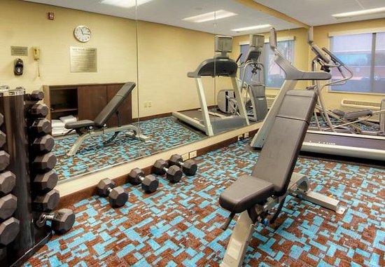 เจอร์แมนทาวน์, เทนเนสซี: Fitness Center