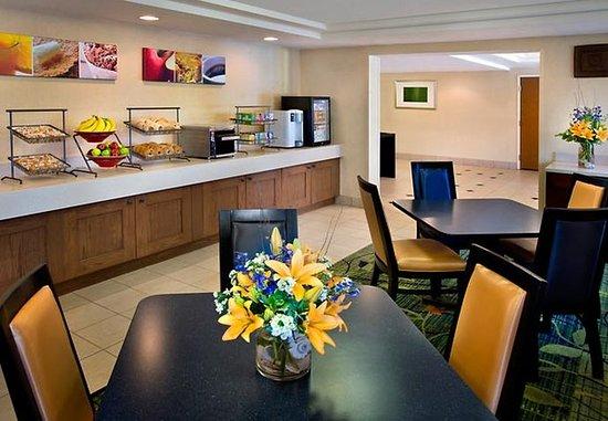Woburn, ماساتشوستس: Breakfast Room