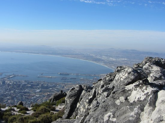Rondebosch, Южная Африка: At Table Mountain