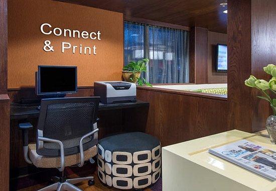 Jacksonville, Karolina Północna: Business Center
