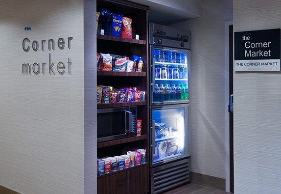 Jacksonville, Karolina Północna: The Corner Market