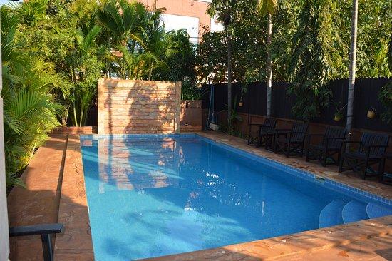 Shining Angkor Boutique Hotel: Swimming Pool