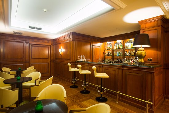 Hotel Palazzo Alabardieri: Bar Amazzone (foto 2016)