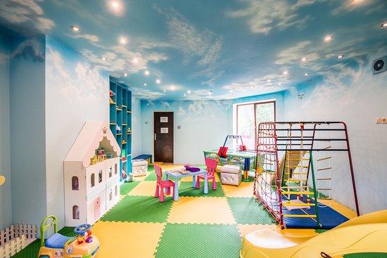 Guzeripl, Nga: Детская комната
