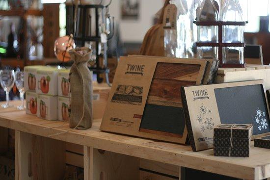 Romulus, Nowy Jork: Gift Shop