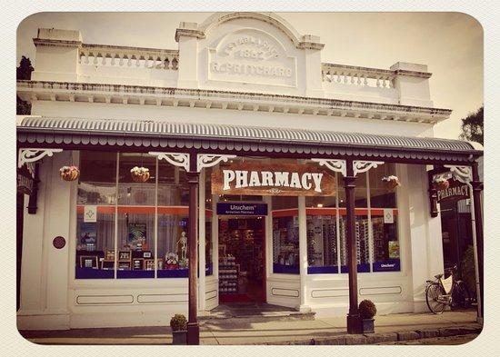 Arrowtown, New Zealand: Farmacia