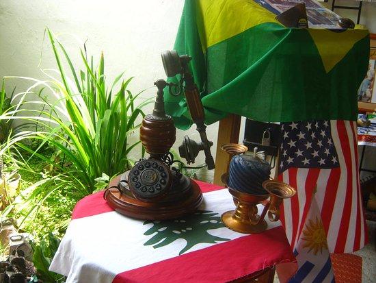 Aracataca, Colombia: Detalles del restaurante