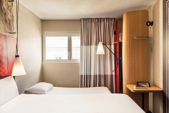 Ibis Senlis: Chambre triple sweet room