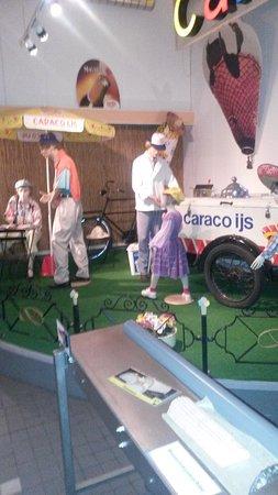 Hellendoorn, Paesi Bassi: leuk museum voor kinderen en volwassenen groter dan dat ik had verwacht bezigtigien met audiosys