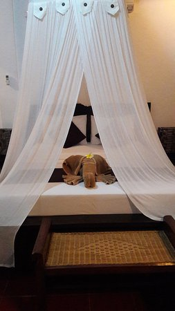 Tropical Bali Hotel: Chambre 1