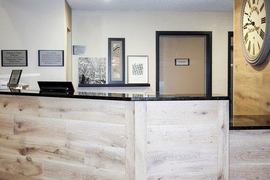 Dahlgren, Virginie : Reception Area