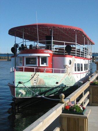 Bay City, Мичиган: Islander excursion boat