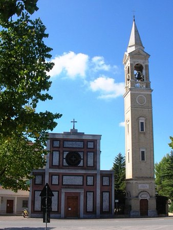 Mogliano, Italia: Santuario del Santissimo Crocifisso