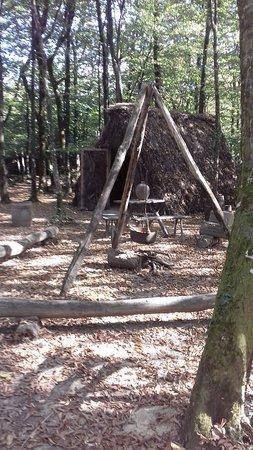 Les Brouzils, Francia: le feu de camps