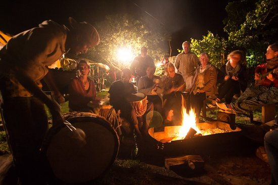 Wilderness, แอฟริกาใต้: a great african night never to forget