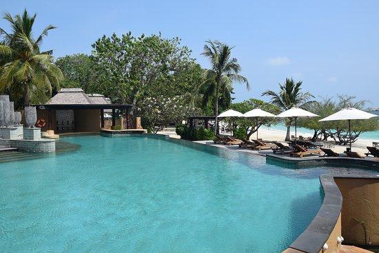 Paradee Resort & Spa Hotel: The pool