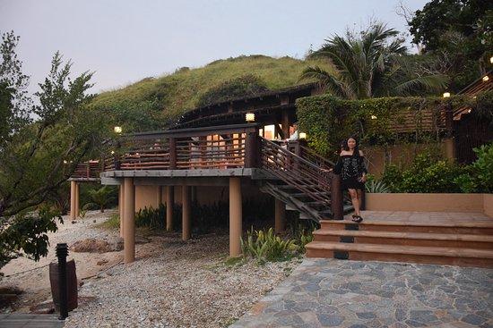 Paradee Resort & Spa Hotel: Sunset Bar
