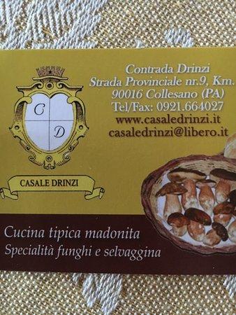 Siamo stati invitati da Anas di Collesano per una pizza e dpi aver aspettato mezz'ora abbiamo gu