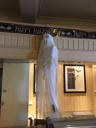 Hale, UK: Just hanging around!!!!!