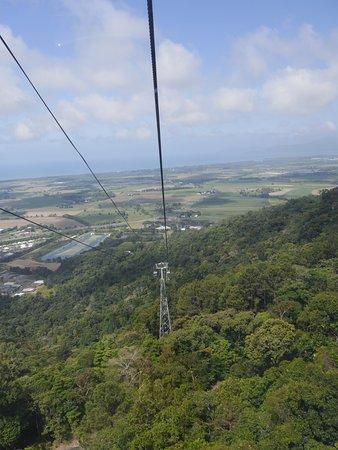 Smithfield, ออสเตรเลีย: view from gondola