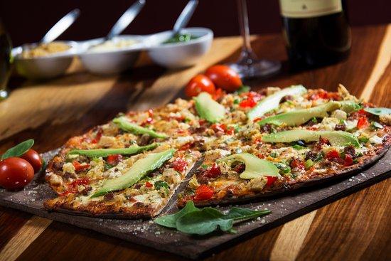 Strand, Sudafrica: Pizza