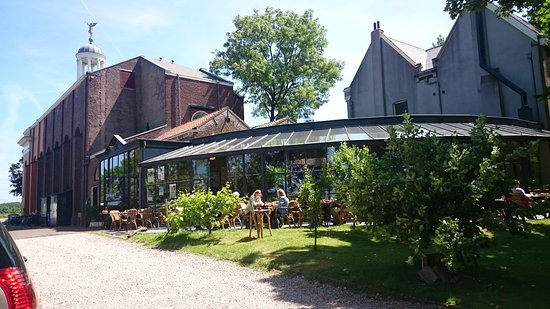 Schipluiden, Nederland: Restauracja od zewnątrz
