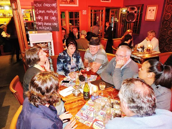 Gordon's Bay, Sudafrica: Quiz nite at OC's