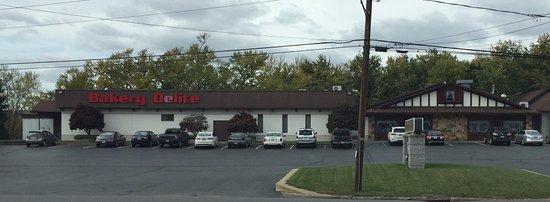 Bakery Delite Plains, PA