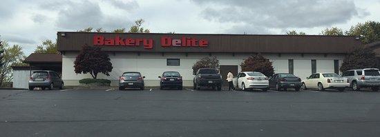 Plains, Пенсильвания: Bakery Delite