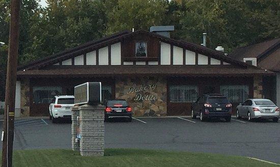 Plains, Пенсильвания: Bakery Delite Store