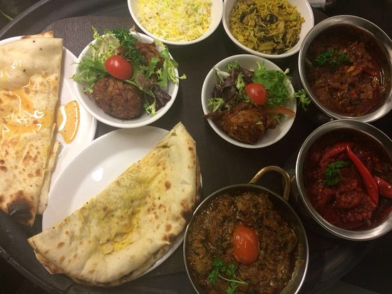 Cockermouth, UK: Spice Club Indian Restaurant