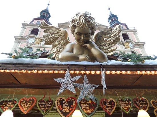 weihnachtsengel bild von barock weihnachtsmarkt ludwigsburg tripadvisor. Black Bedroom Furniture Sets. Home Design Ideas
