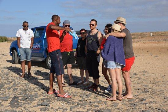Sport Travel Tours: Island tour in sal island
