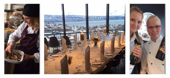 Narvik, Noruega: Dinner for groups up to 30 pax