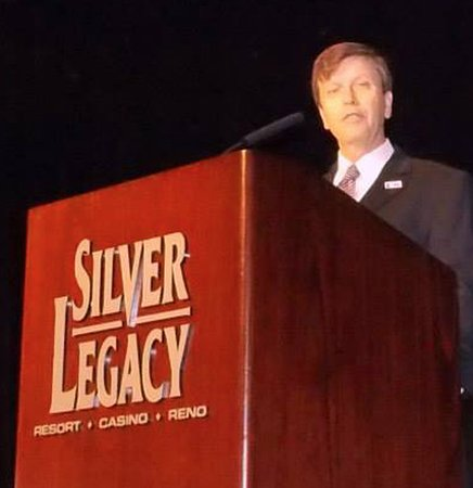 Silver Legacy Resort and Casino: Convention speaker