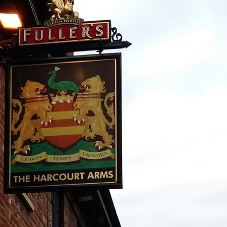 The Harcourt Arms