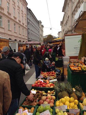 Photo of Farmers Market Schranne Market at Mirabell Platz, Salzburg 5020, Austria