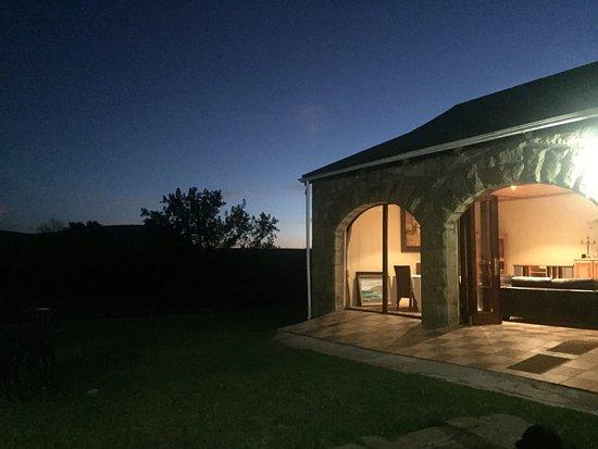 Fouriesburg, Sydafrika: the dinning lounge area