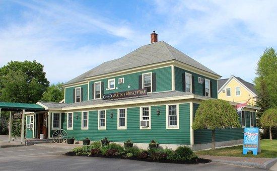 Conway, Nueva Hampshire: Deacon Street Restaurant