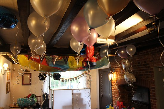 Charing, UK: We also hold private functions: 10th Birthday