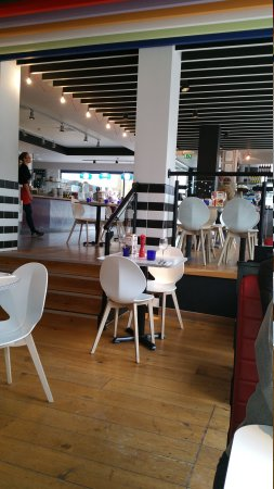 Lunchtime In October 2016 Picture Of Pizza Express